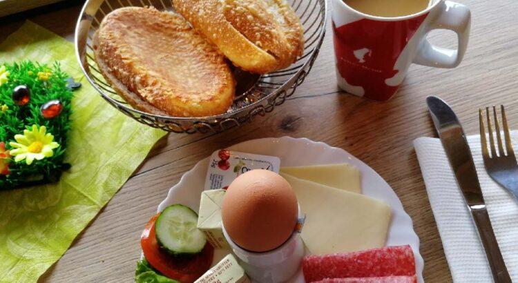 colazione equilibrata